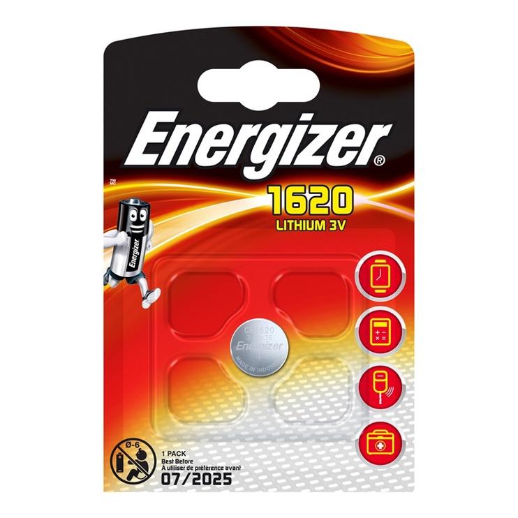 BATERIJA ENERGIZER CR1620 LITH3V B1