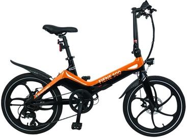 """Электрический велосипед Blaupunkt Fiene 500, 23.5"""", 20″"""