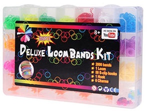 Verners Deluxe Loom Bands Kit 797379