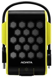 Жесткий диск ADATA HD720, HDD, 1 TB, черный/зеленый