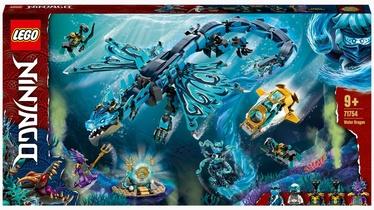 Конструктор LEGO Ninjago Водный дракон 71754, 737 шт.