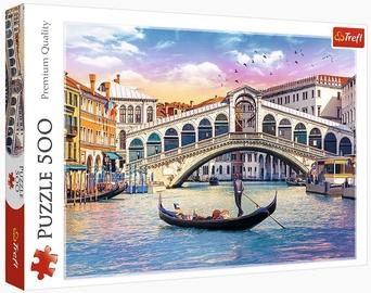 Trefl Puzzle Rialto Bridge Venice 500pcs 37398