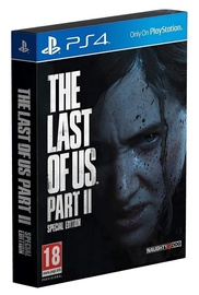 The Last of Us Part II Special Edition incl. Steelbook PS4