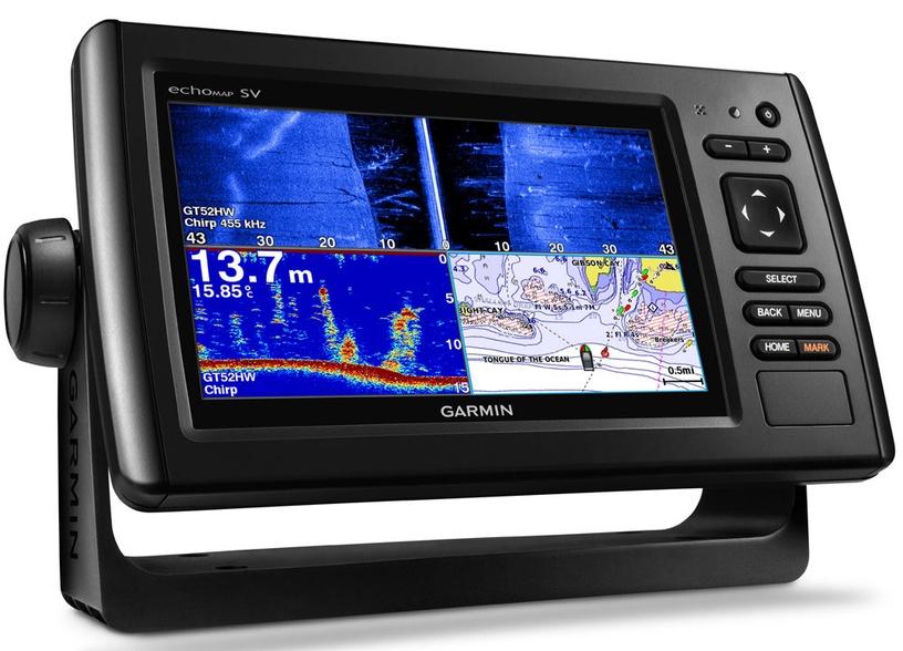Garmin EchoMAP Chirp 72sv GT52HW-TM