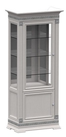 ZOV SV2-80 Display Case Bianco Silver