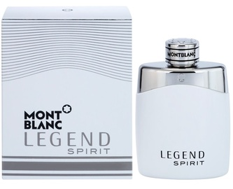 Tualetes ūdens Mont Blanc Legend Spirit 200ml EDT
