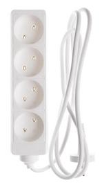 Okko Power Strip 4 Outlet 250V 16A 1.5m