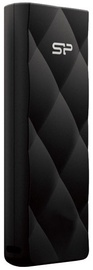 USB atmintinė Silicon Power Blaze B20 Black, USB 3.0, 8 GB