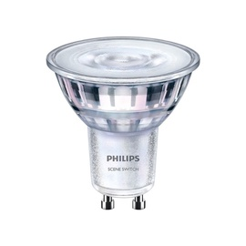 LED lempa Philips PAR16, 1.5W, GU10, 2700K, 350lm