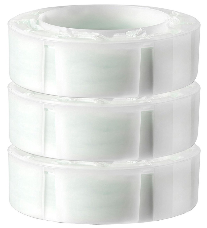 Tommee Tippee Simplee Sangenic Refill Cassettes 3pcs 87033501