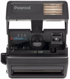 Polaroid 600 Square Black