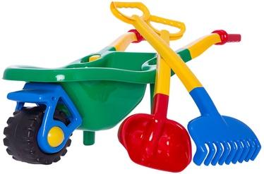 Smėlio žaislų rinkinys 4IQ