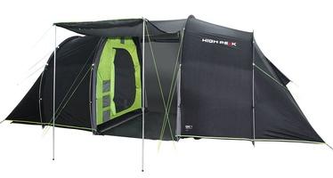 Četrvietīga telts High Peak Tauris 4 11560, zaļa/pelēka