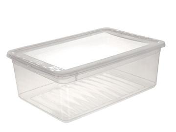 Dėžė Keeeper, su dangčiu, 39 x 26,5 x 10 cm