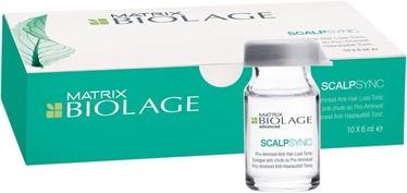 Matrix Biolage Scalp Sync Aminexil Hair Treatment Tonic 10x6ml