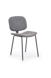 Стул для столовой Halmar K278 Grey/Black