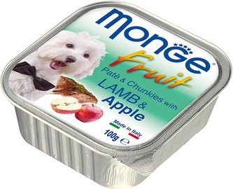 Monge Fruit Lamb/Apple 100g