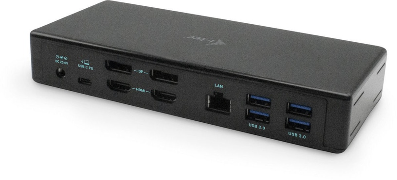 i-Tec USB-C Quattro Display Docking Station 85W