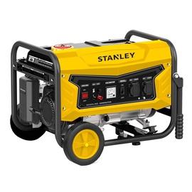 Benzininis vienafazis generatorius Stanley SG 3100, 3100W