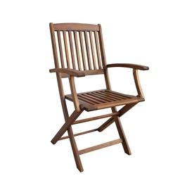 Medinė lauko kėdė Ruby PNC002