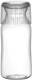 Brabantia 290220 Storage Jar With Measuring Cup 1.3l