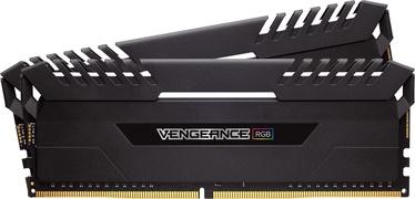Corsair Vengeance RGB LED Series 64GB 2933MHz CL16 DDR4 KIT OF 2 CMK64GX4M8Z2933C16
