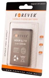 Forever Nokia BP-3L Analog Battery For Lumia 610/Lumia 710/Asha 303/Asha 603 1250mAh
