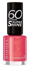 Rimmel London 60 Seconds Super Shine 8ml Nail Polish 717