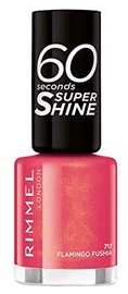 Rimmel London 60 Seconds Super Shine 8ml Nail Polish 717