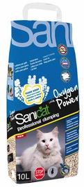 Kačių kraikas Sanicat Oxygen Power, sušokantis, 10 l
