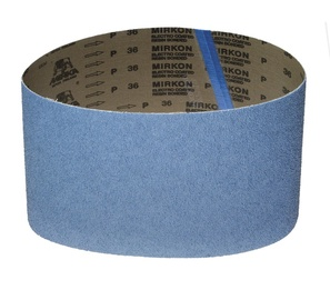 Slīpēšanas lente 40, 200x750 mm, 5 gab.