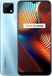 Mobilais telefons Realme 7i 4/64GB Blue (bojāts iepakojums)