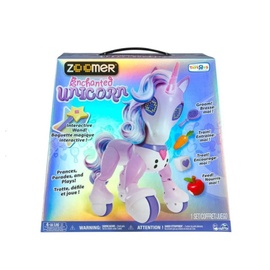 MÄNGUASI INTERAKT. ZOOMER ENCH. UNICORN