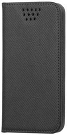 "GreenGo Universal Smart Book Case 4.5-5.0"" Black"