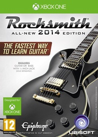 Rocksmith 2014 Edition Incl. Real Tone Cable Xbox One