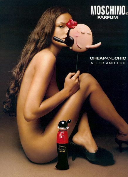 Tualettvesi Moschino Cheap And Chic 30ml EDT