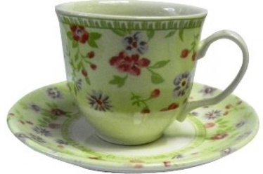 Claytan Arcy Cup With Saucer 24cl