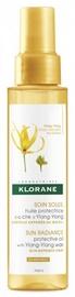 Matu eļļa Klorane Ylang-ylang Sun Radiance Protective, 100 ml