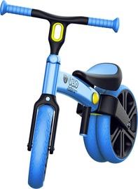 YVolution YVelo Junior Balance Bike Blue 18 101049
