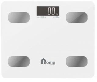 Overmax iBalance Bathroom Scale White