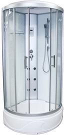 Dušas kabīne Vento Rome Bianco, 900x900x2200 mm
