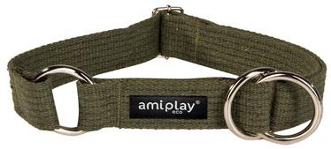 Kaelarihm Amiplay khaki 34-55x3 cm