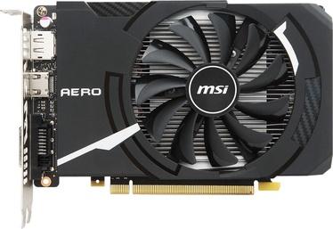 MSI GeForce GTX 1050 Aero ITX OCV1 2GB GDDR5 PCIE GTX1050AEROITX2GOCV1