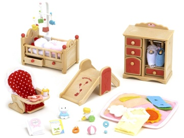 Epoch Sylvanian Families Baby Room Set 2954