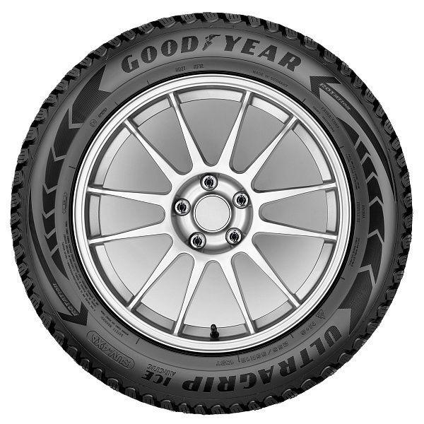 Automobilio padanga Goodyear UltraGrip Ice Arctic SUV 285 65 R17 116T