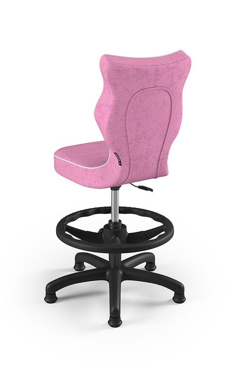 Детский стул Entelo Petit Black HC+F VS08, розовый, 335x300x895 мм