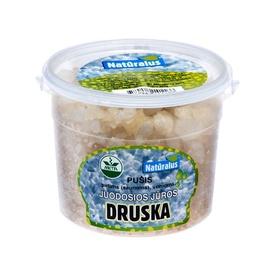 Juodosios jūros druska su pušų eteriniu aliejumi Mėta, 350 g