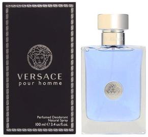Versace Pour Homme 100ml  Deodorant Spray