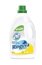 Ringuva Plius White Fabric Detergent With Gall 2l