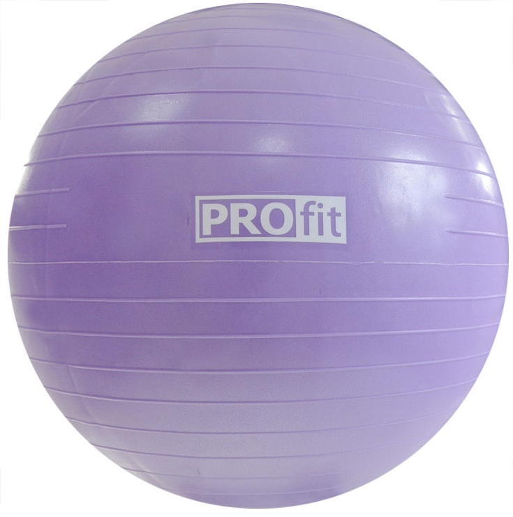 ProFit Exercise Ball 45cm Purple